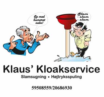Klaus` Kloakservice